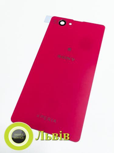 Задня кришка Sony Xperia Z1 Compact mini D5503 D5533  Pink-4