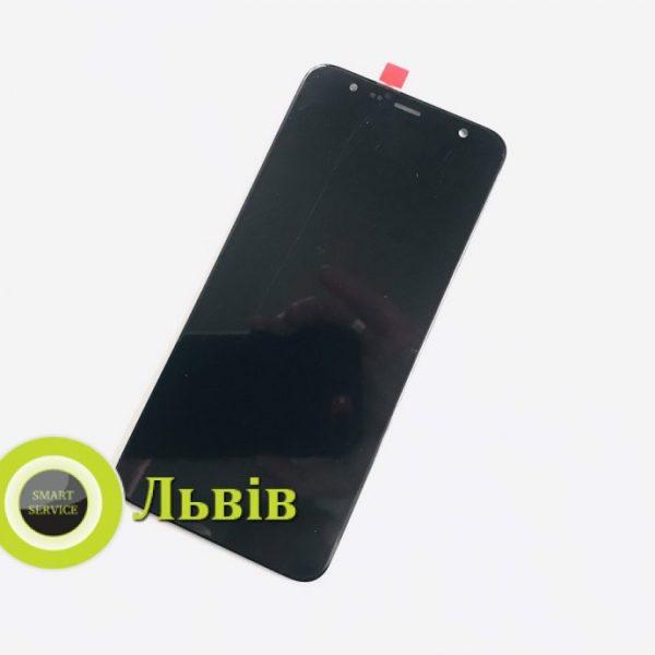 Модуль для смартфону Samsung J610 J6+ Galaxy J6 Plus Black ORIGINAL