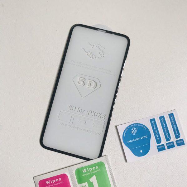 Захисне скло Iphone X_XS
