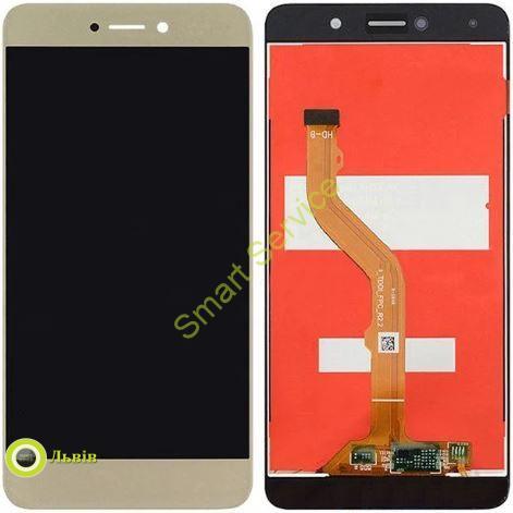 Модуль ( дисплей+сенсор ) Huawei Y7 2017 Nova Lite+ TRT-LX1 gold