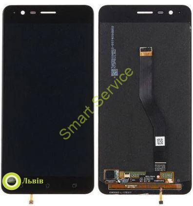 Модуль ( сенсор+дисплей) Asus ZenFone 3 Zoom ZE553KL Black