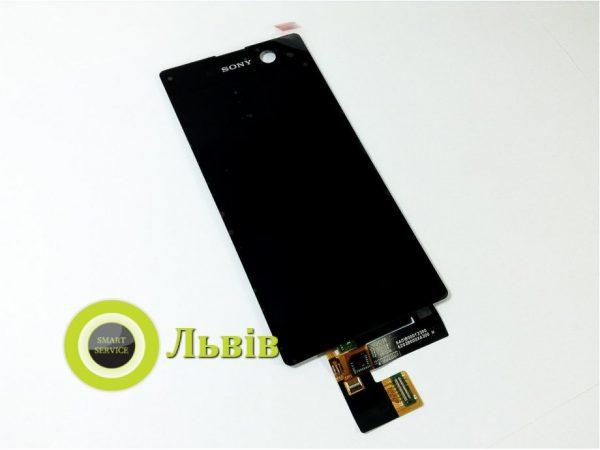Модуль (сенсор+дисплей) Sony Xperia M5 E5603 E5606 E5633 E5653 E5663 Black ORIGINAL