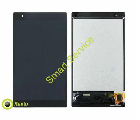 Модуль (сенсор+дисплей) Lenovo Tab 4 8704 8704X 8704N 8704F TB-8704 TB-8704X TB-8704N TB-8704F Black